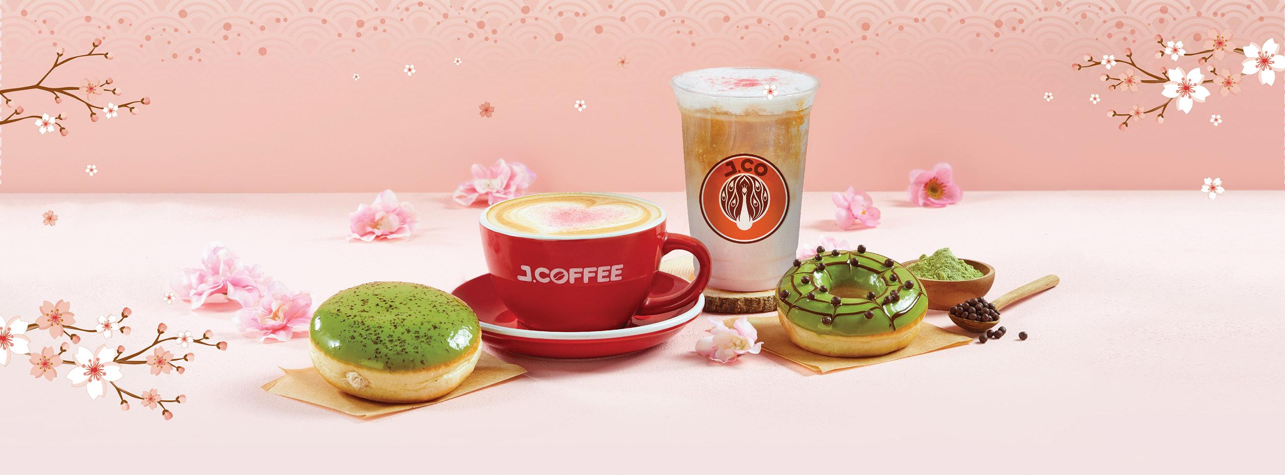Home - J CO Indonesia: The Best Donuts, Coffee, Yogurt